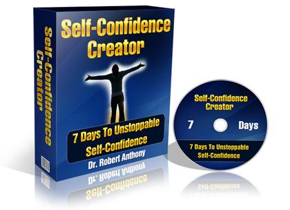 self confidence creator scam?